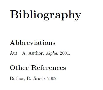 How to write a bibliography for edited books