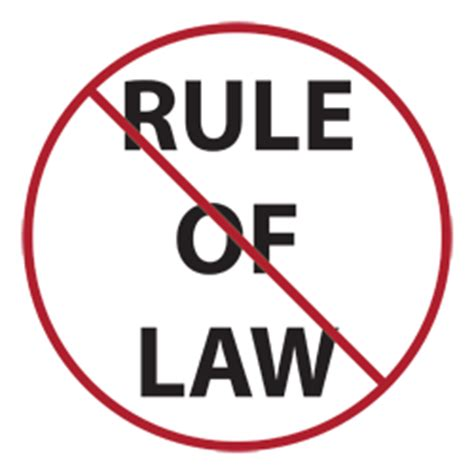 The rule of law abstract